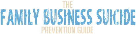 The family business suicide prevention guide